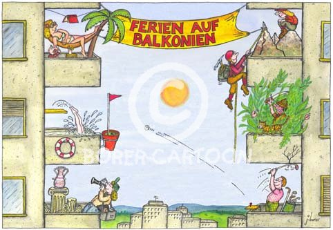 Ode An Den Balkon Ode To A Balcony Gis German Institute For The